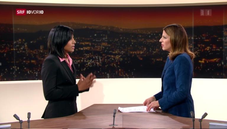 Minderjährigenheiraten: ein Thema am internationalen Mädchentag in der SRF Sendung 10vor10